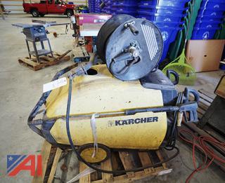 Karcher HDS 1055 Pressure Washer