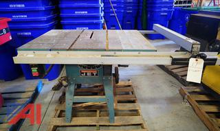"""Jet 10"""" Table Saw With Fence"""