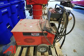 Tuff CT-402007A Pressure Washer