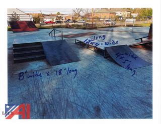 Skate Park Ramp Units