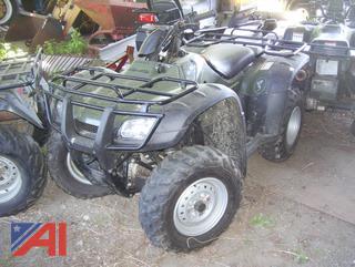 2005 Honda Rancher 350 ES Quad