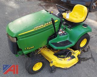 "John Deere LX279 48"" Riding Mower"