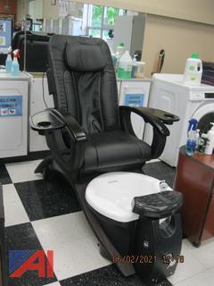 Continuum Pedicure Chair