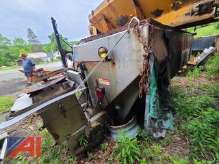 (#3) Swenson Slide-In Stainless Steel 8 Yard Sander