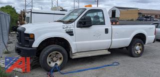 2010 Ford F250 XL Super Duty Pickup Truck