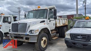 2003 International Work Star 7300 Dump Truck