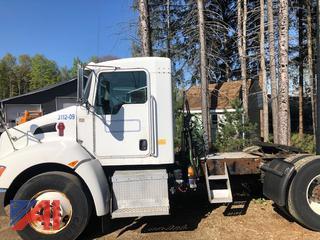 2010 Kenworth T300 Semi Truck