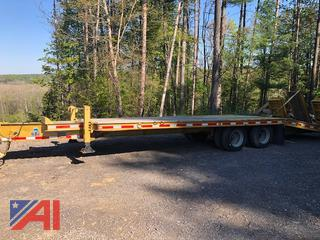 1991 Kayln Trailer with Ramps