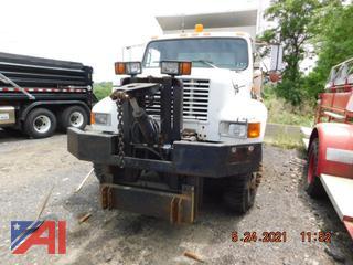 (#774) 1993 International 4800 Salter Truck
