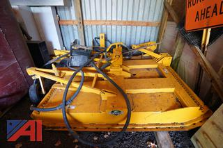 Diamond Offset 5' Rotary Mower Deck