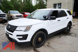 REDUCED BP 2018 Ford Explorer SUV/Police Interceptor