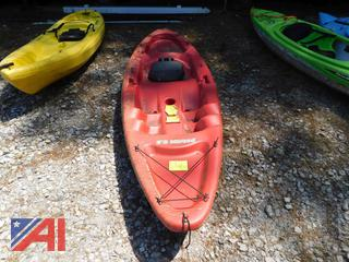 Red Patriot 8.6' Kayak