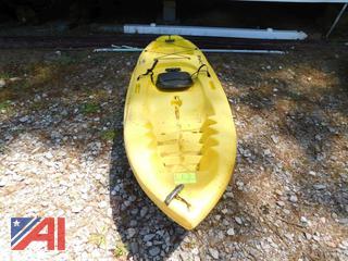 8' Crave Flex Kayak