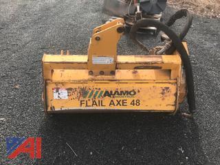 Alamo Flail Axe 48 Mower Head
