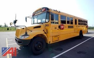 2009 International 3000 CE MaxxForce School Bus/365