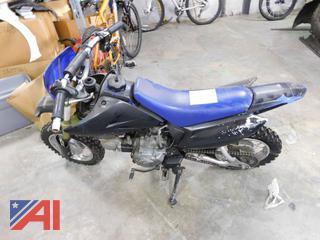 2007 Yamaha Youth Motorcycle
