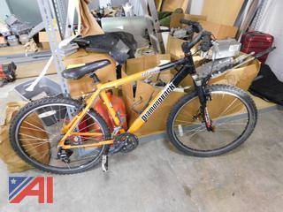21 Speed Diamond Back Bike