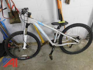21 Speed NOVARA Mountain Bike