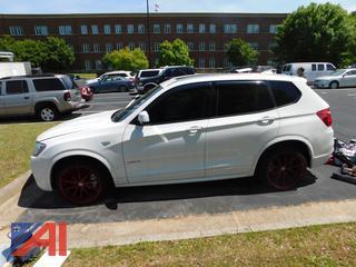 2015 BMW 351 X3 4 Door
