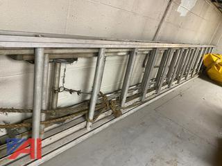 Aluminum 36' Ladder