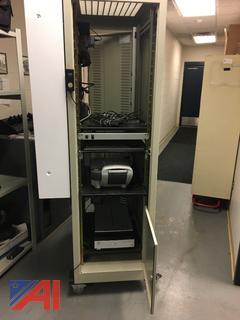 LiveScan Server Rack & Scanner