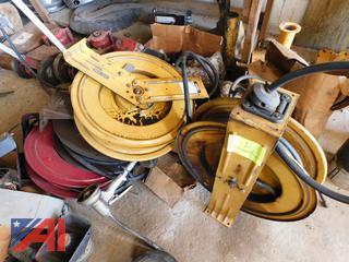 Reels of Hydraulic Hose