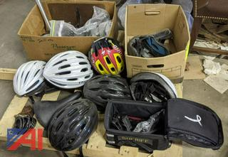 Bicycle Helmets & Parts