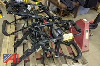 Bicycle Racks & Helmets