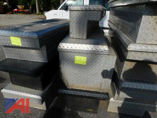 Diamond Plate Tool Box's