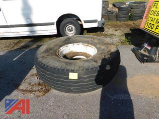 Goodyear Asphalt Paver Tire