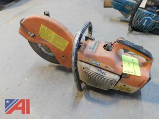 Stihl 400 Cut Off Saw