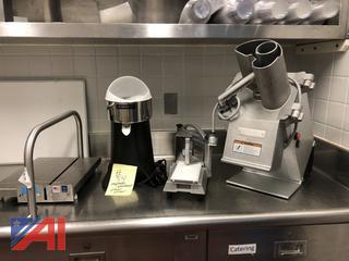 Hobart, Hamilton Beach & Nemco Commercial Quality Equipment
