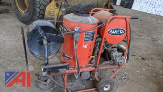 Alkota Steam Cleaner