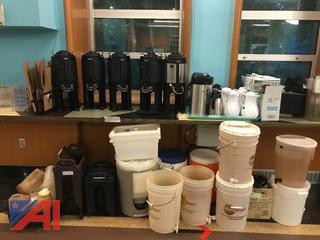 Coffee Equipment, Cold Brew & Espresso & More