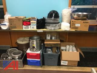 Catering Equipment & Supplies