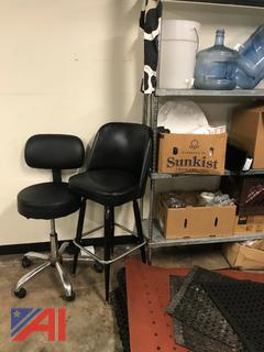 Shelving, Stools, Catering Supplies & More