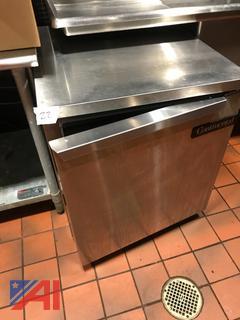 Continental Under Counter Freezer