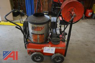 Hotsy Diesel Electric Pressure Washer