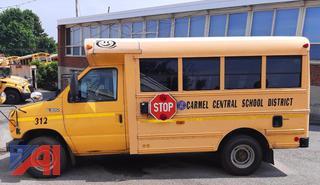 (#312) 2004 Ford E350 Super Duty Mini School Bus