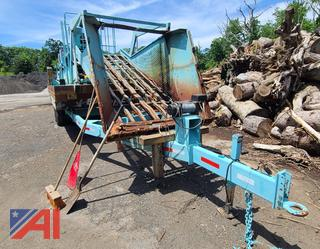 (#10) 2009 Aquamarine H6-250 Weed Harvester with Trailer