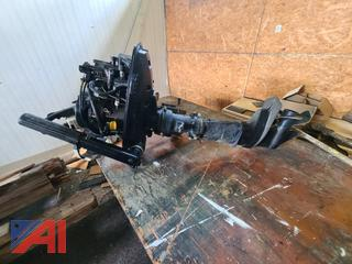 (#16) Tohatsu 6hp Outboard Motor