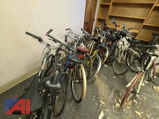 (#20) Various Bicycles