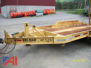 2002 Bri-Mar Trailer with Ramps