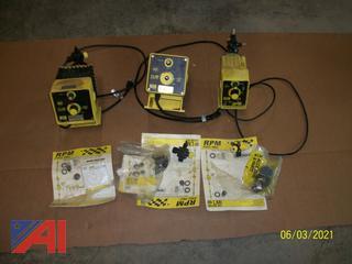 LMI Chlorine Injection Pumps