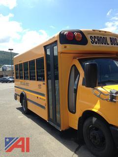 2011 Chevy Express G3500 Mini School Bus