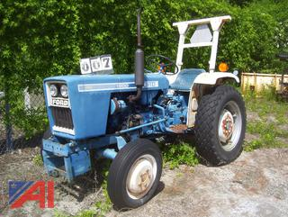 1981 Ford 1900 Tractor