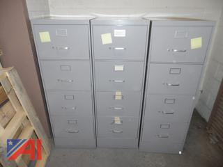 Legal Size 4 Drawer Filing Cabinets