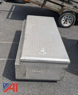 Delta Diamond Plate Tool Box
