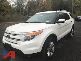 2011 Ford Explorer Limited AWD SUV