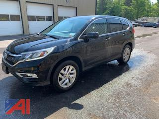 2015 Honda CRV-EX SUV